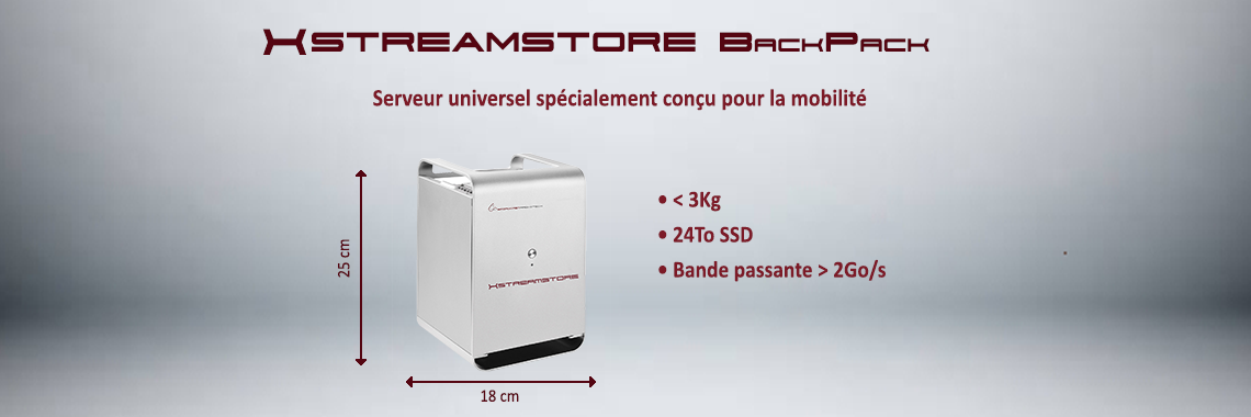 XSTREAMSTORE BP