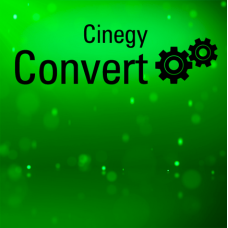 Cinegy Convert