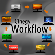 Cinegy Workflow