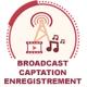 Broadcast Captation Recording