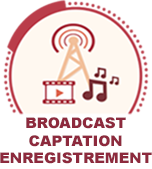 Broadcast Captation Recording