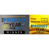 Product of the Year Winners- NAB 2019